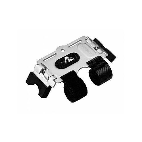 Fotopro Mini statyw active mount am-801 srebrny - uchwyt na rower