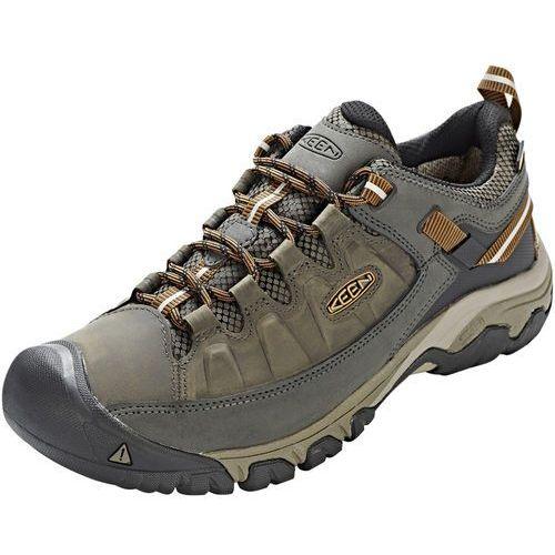 Keen targhee iii wp buty mężczyźni brązowy us 11,5 | eu 45 2018 buty turystyczne