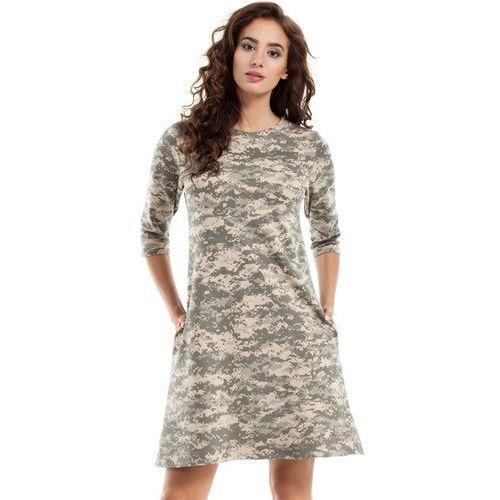 236 sukienka moro model 3 marki Moe
