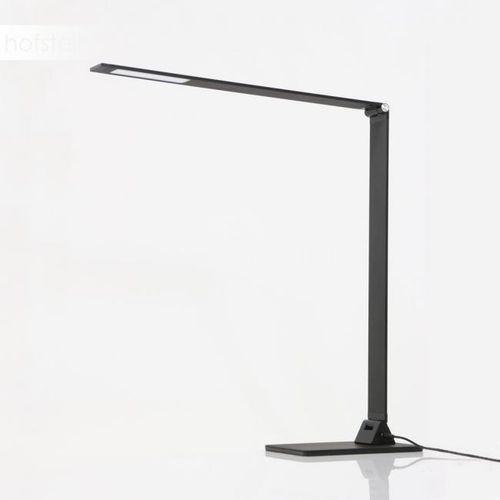 Steinhauer serenade lampa stołowa led czarny, 1-punktowy - nowoczesny - obszar wewnętrzny - serenade - czas dostawy: od 2-3 tygodni