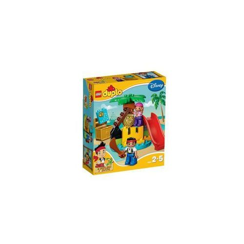 OKAZJA - Lego DUPLO Jake i piraci z nibylandii 10604