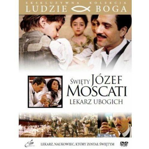 ŚWIĘTY JÓZEF MOSCATI - LEKARZ UBOGICH (KS+DVD) (9788362377428)