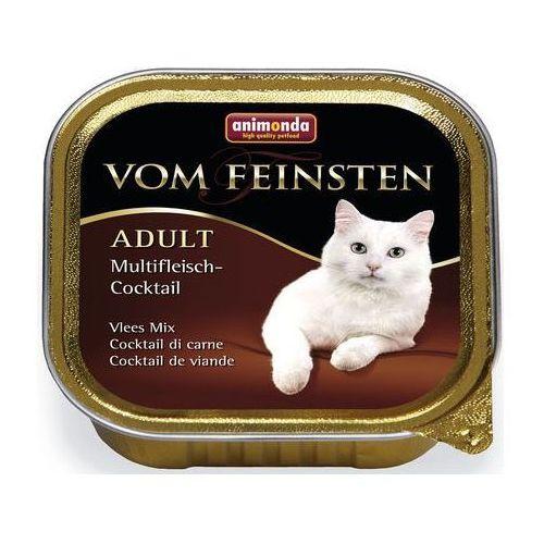 Anim. cat pasztet classic 100g - łosoś / krewetki marki Animonda