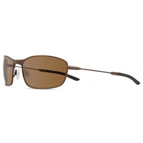 Okulary Słoneczne Revo RE3090 THIN SHOT SERILIUM Polarized 04 BR, kolor żółty