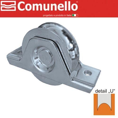 Osprzęt bram, COMUNELLO Zn, D80, H28mm