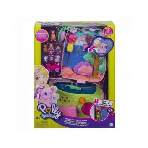 Zestaw z figurkami Polly Pocket Kompaktowa torebka zestaw do zabawy