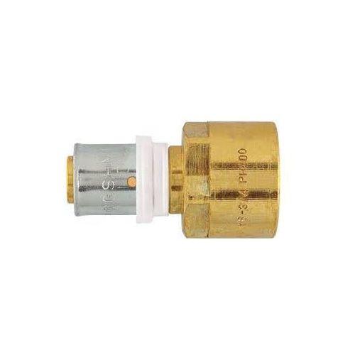 złączka prosta z gwintem wewnętrznym rurowym śr: 20x2 - rp 1/2 - p 7020 21 marki Herz