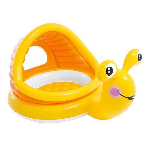 Brodzik basen Ślimaczek dla dzieci Intex 57124