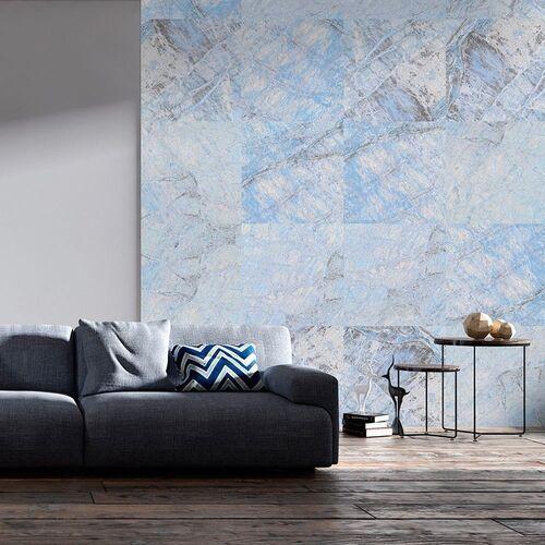 Artgeist Fototapeta - niebieski marmur