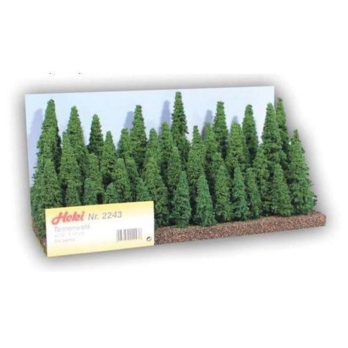 Heki Drzewo iglaste 5-12cm / 40szt.  2243