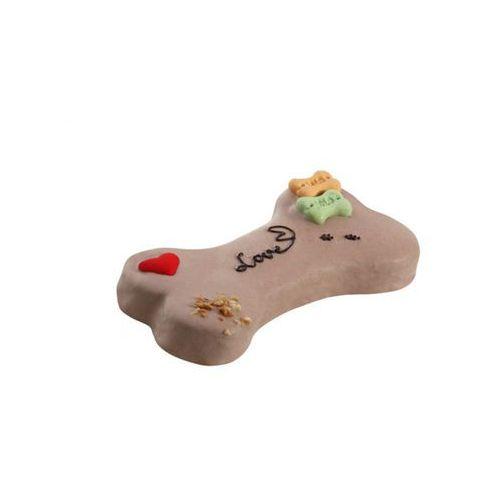 Lolo pets tort dla psa merry christmas orzechowo-czekoladowy 250g (5904479755131)