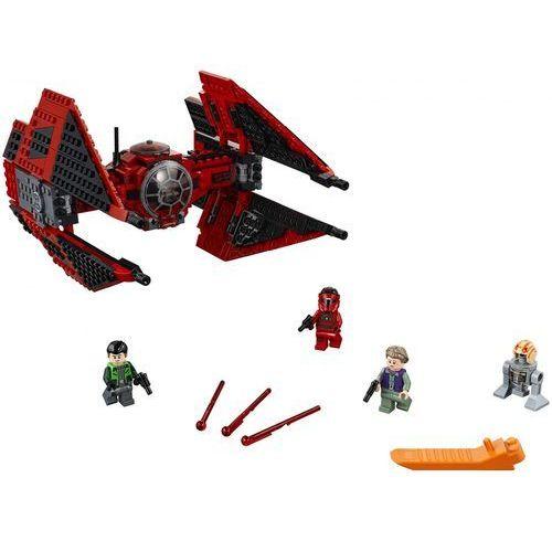 75240 MYŚLIWIEC TIE MAJORA VONREGA (Major Vonreg's TIE Fighter) - KLOCKI LEGO STAR WARS