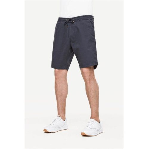 Reell Szorty - easy short patriot navy blue (130 patriot navy blu) rozmiar: s