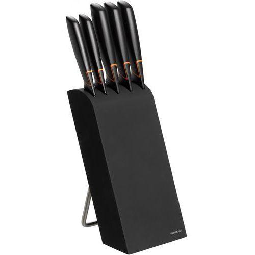 OKAZJA - zestaw 5 noży w bloku edge 978791 darmowa dostawa do 400 salonów !! od producenta Fiskars