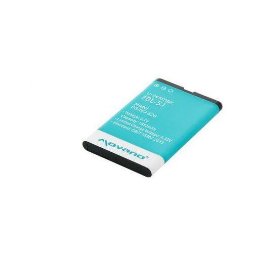 akumulator / Nowa bateria Movano do laptopa do Nokia Lumia 520, 525, 530, …