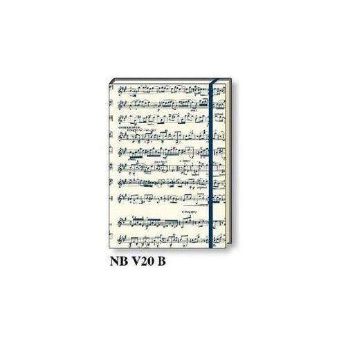 Notatnik ozdobny a5 64 kartki marki Rossi