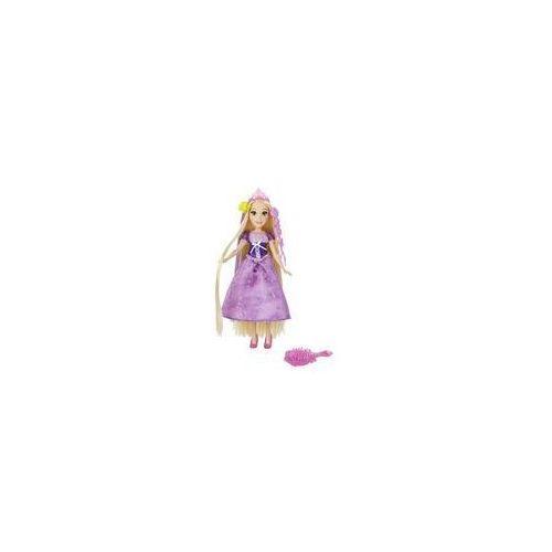 Księżniczka z długimi włosami Disney Princess Hasbro (Roszpunka) ()