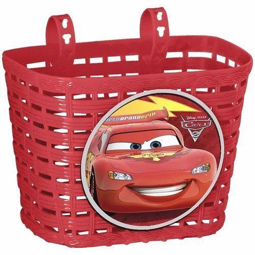 koszyk na rower lub hulajnogę cars marki Stamp
