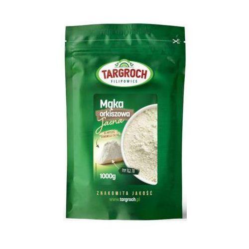 TARGROCH 1kg Mąka orkiszowa razowa