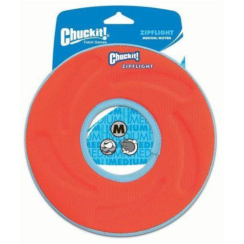 Chuckit! zipflight frisbee dla psa - 1 sztuka| darmowa dostawa od 89 zł + promocje od zooplus!| -5% rabat dla nowych klientów