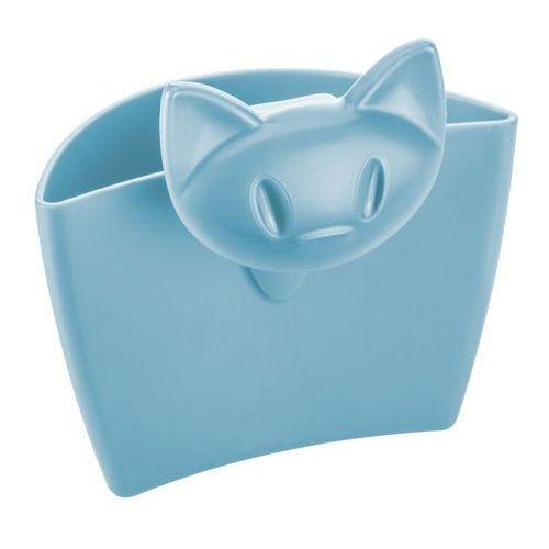 Koziol Pojemnik wielofunkcyjny na kubek 17,2x12,8 cm miaou pastelowy błękit kz-3498639