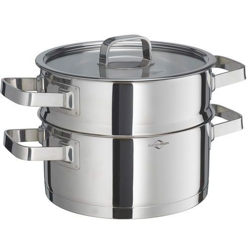 Küchenprofi Garnek do gotowania na parze san remo kuchenprofi (ku-2390022820)