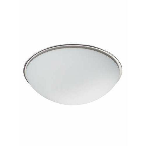 Trio 6107 lampa sufitowa nikiel matowy, 2-punktowe - nowoczesny/dworek - obszar wewnętrzny - bulto - czas dostawy: od 3-6 dni roboczych (4017807080704)