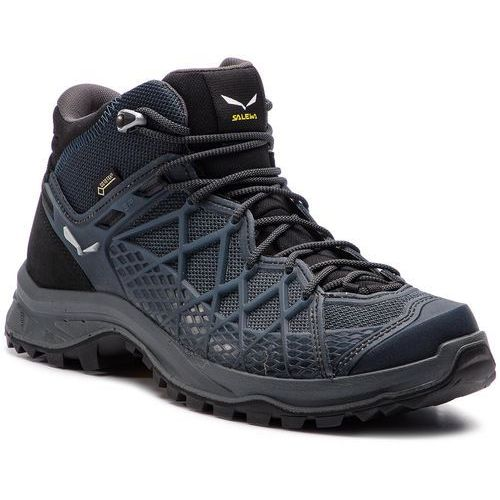 Salewa Trekkingi - wild hiker mid gtx gore-tex 61340-0982 black out/silver
