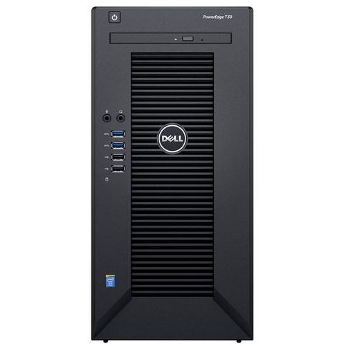 Dell Serwer poweredge t30 w obudowie - mini tower