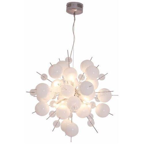 Lampa wisząca explosion 7026423 dekoracyjna oprawa zwis kulki bubbles bombki białe marki Nave