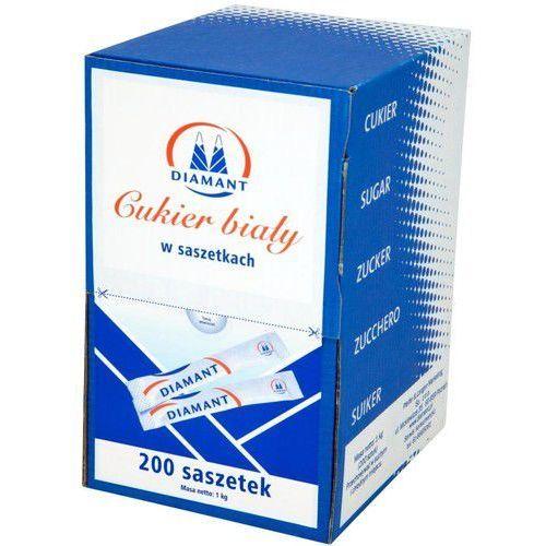 DIAMANT Cukier biały w saszetkach (200 szt) (5907069000208)