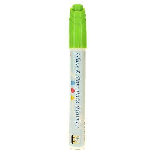 Creativ Marker do szkła i porcelany 5,3 ml - zielony jasny - zieljas