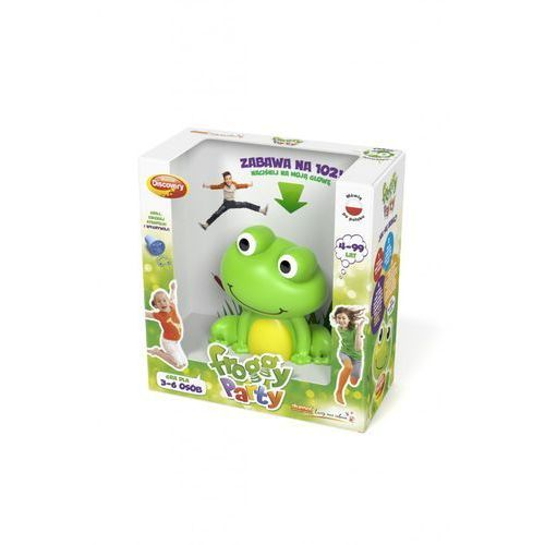 Dumel discovery Gra froggy party 5o34a9