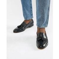 Dune Loafers In Black Hi-Shine - Black