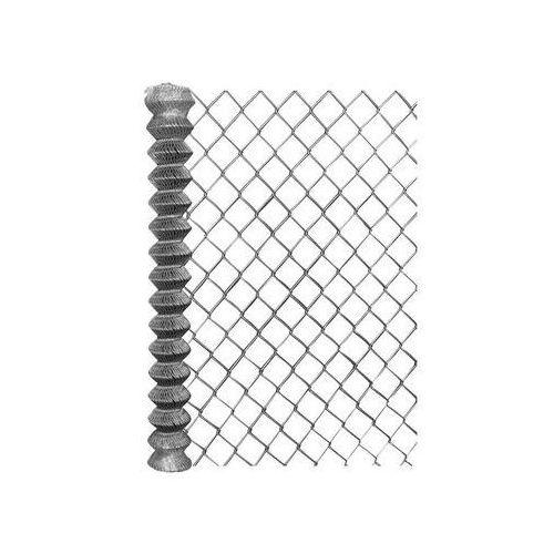 Siatka ogrodzeniowa pleciona 1.25 x 10 m ocynk soc pvc marki Arcelor mittal