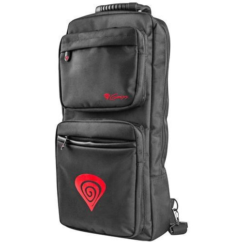 "Torba do notebooka Genesis Pallad 300 15,6"" czarna (5901969410266)"