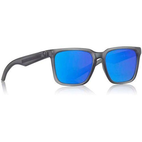 okulary słoneczne DRAGON - Baile H2O Matte Crystal Shadow Blue I (416) rozmiar: OS, kolor niebieski