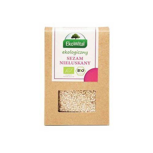 Sezam niełuskany BIO 180 g EkoWital - produkt z kategorii- Zdrowa żywność