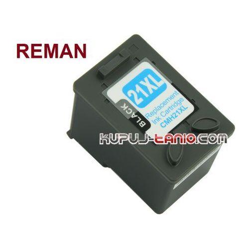 HP 21XL (R) czarny tusz do HP PSC 1410, HP F4180, HP F2280, HP F2180, HP F2290, HP F380, HP F370, HP F300, HP D1560, HP D1460, HP D1360, HP F2200, HP