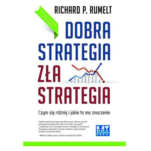 Dobra strategia zła strategia (ISBN 9788377461785)