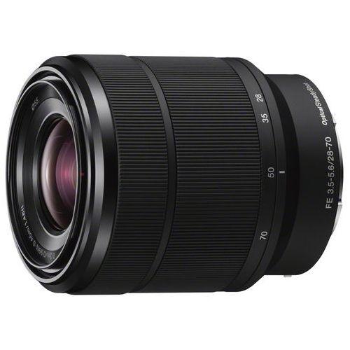 Obiektyw SONY FE 28 – 70 mm F3.5-5.6 OSS SEL2870 (4905524956948)