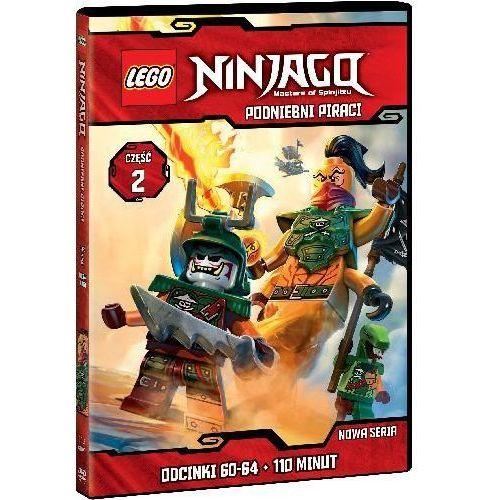 FILM LEGO® NINJAGO PODNIEBNI PIRACI CZĘŚĆ 2, GDLS61077