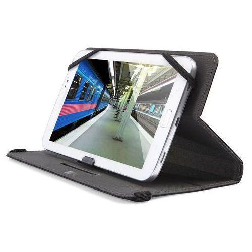 Etui CASE LOGIC Surefit typu książkowego na tablet 7 cali Czarny, kolor czarny