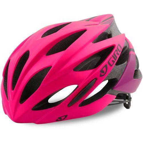 Giro sonnet kask rowerowy kobiety różowy/fioletowy s | 51-55cm 2018 kaski rowerowe