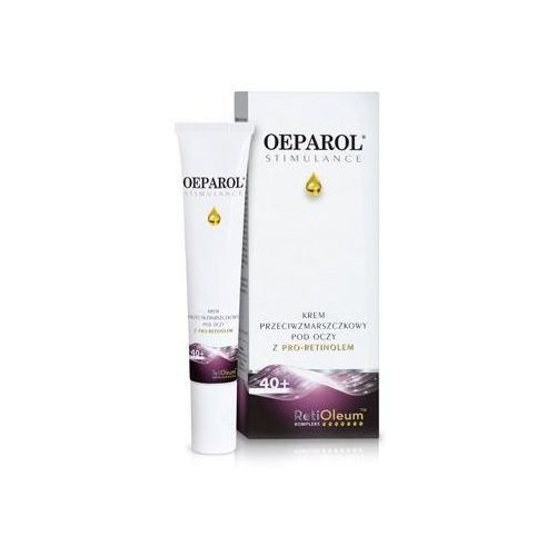 OEPAROL STIMULANCE Krem przeciwzmarszczkowy z Pro-Retinolem pod oczy 15ml
