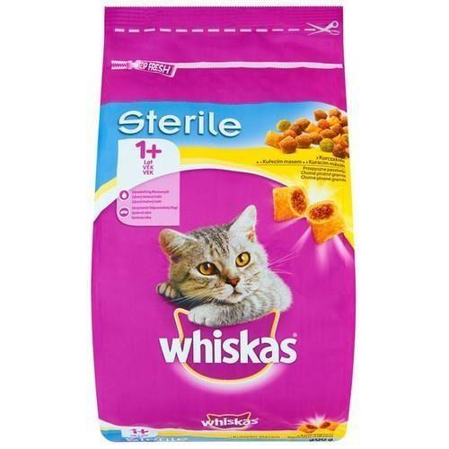 sterile kurczak 14kg marki Whiskas