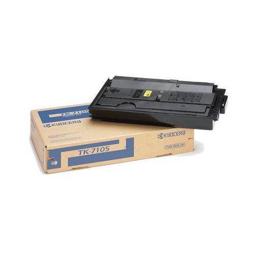 Toner Kyocera TK-7105 Black do kopiarek (Oryginalny) [20k]