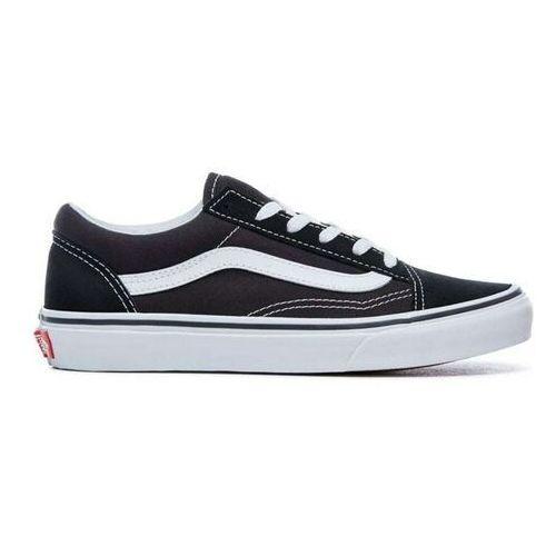 Buty - old skool black/true white (6bt) rozmiar: 31.5 marki Vans