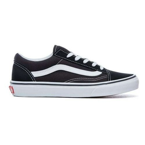 buty VANS - Old Skool Black/True White (6BT)