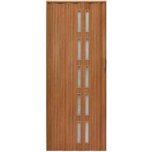 Drzwi harmonijkowe 005s 45 g merbau mat g 80 cm marki Gockowiak